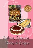 Pastries, Squares, Tortes and Crepes from Helen's Hungarian Heritage Recipes TM
